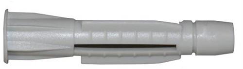 multiplug 6 x 38 mm (met kraag)