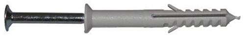 nylon slagplug 6 x 60 mm