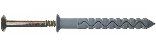 holle steen slagplug 8 x 120 mm
