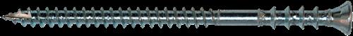 afstandstelschroef 6,0 x 80 verzinkt