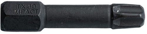impact bit torsion tx 15 x 30 mm c 6,3