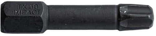 impact bit torsion tx 25 x 30 mm c 6,3