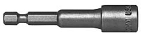 """1/4"""" magn. dophouder 3/8"""" x 65 mm"""