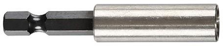 "magneet snelspanbithouder 1/4"" x 62 mm"