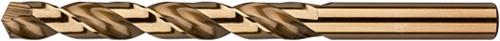 hss-co spiraalboor din338s ø 2,5 x 57 mm