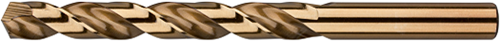 hss-co spiraalboor din338s ø 5,0 x 86 mm