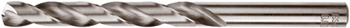 hss-g spiraalboor din338 ø 4,5 x 80 mm