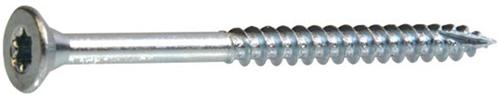 snelschroef pk tx 4,5x60/36 ddvz + bit t20