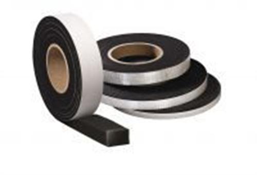hannoband 600 10/2-4 zwart
