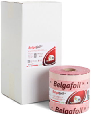 belgafoil in 100mm x 30meter